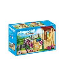 Playmobil Αραβικό άλογο με στάβλο 6934 4008789069344