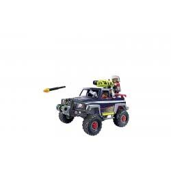 Playmobil Πειρατές του πάγου με όχημα 4Χ4 9059 4008789090591