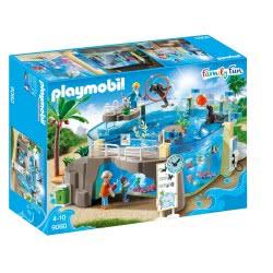Playmobil Μεγάλο Ενυδρείο 9060 4008789090607