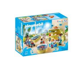 Playmobil Κατάστημα Ενυδρείου 9061 4008789090614