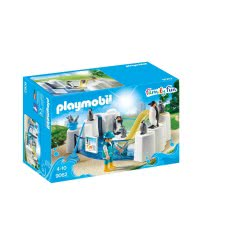 Playmobil Penguin Enclosure 9062 4008789090621