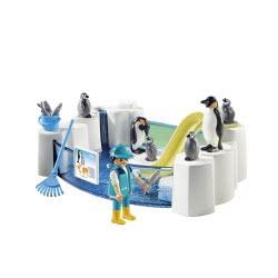 Playmobil Penguin Enclosure 9062 4008789090621