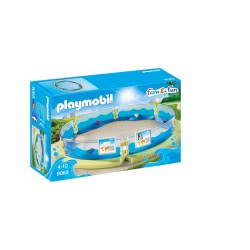 Playmobil Περίφραξη Θαλάσσιων Ζώων 9063 4008789090638