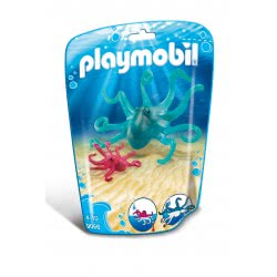 Playmobil Octopus with Baby 9066 4008789090669