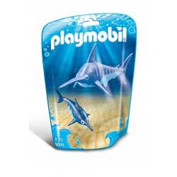 Playmobil Swordfish with Baby 9068 4008789090683