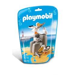 Playmobil Pelican Family 9070 4008789090706