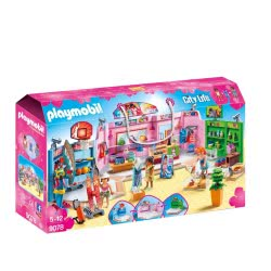 Playmobil Shopping Plaza 9078 4008789090782