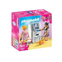 Playmobil Μηχάνημα αυτόματης ανάληψης 9081 4008789090812