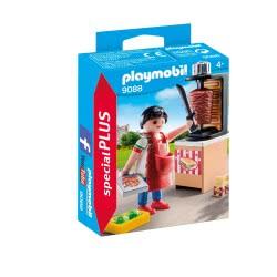 Playmobil Ψήστης Γύρος 9088 4008789090881