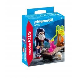 Playmobil Αλχημιστής Με Μαγικά Φίλτρα 9096 4008789090966
