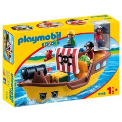 Playmobil Pirate Ship 9118 4008789091185