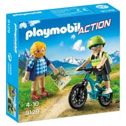 Playmobil Ποδηλάτης και ορειβάτης 9129 4008789091291