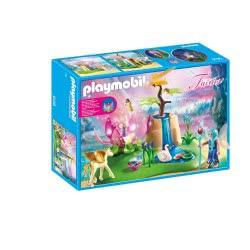 Playmobil Μαγεμένη νεραϊδοπηγή 9135 4008789091352