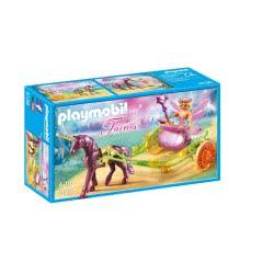 Playmobil Unicorn-Drawn Fairy Carriage 9136 4008789091369