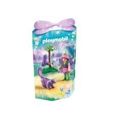 Playmobil Fairy Girl With Animal Friends 9140 4008789091406