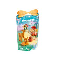 Playmobil Fairy Girl With Fawns 9141 4008789091413