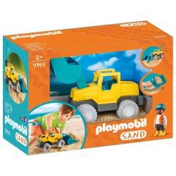 Playmobil Excavator 9145 4008789091451