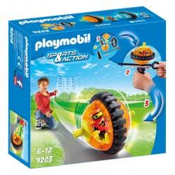 Playmobil Πορτοκαλί Speed Roller 9203 4008789092038