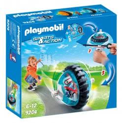 Playmobil Μπλε Speed Roller 9204 4008789092045