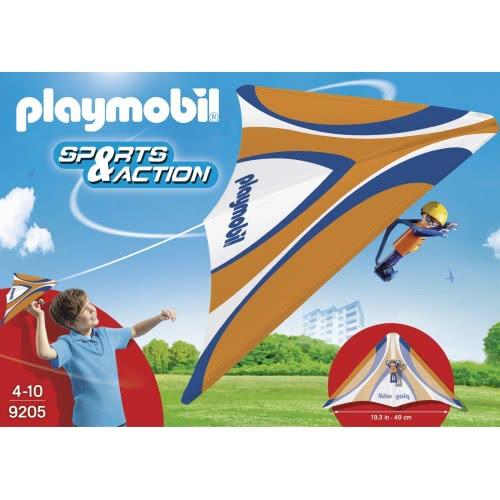 Playmobil Πορτοκαλί Αιωρόπτερο 9205 4008789092052