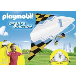 Playmobil Yellow Hang Glider 9206 4008789092069