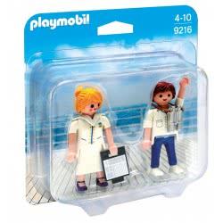 Playmobil Duo Pack Προσωπικό Κρουαζιερόπλοιου 9216 4008789092168