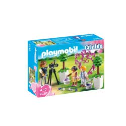 Playmobil Children With Photographer 9230 4008789092304