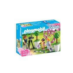 Playmobil Φωτογράφος Γάμου Και Παιδάκια 9230 4008789092304