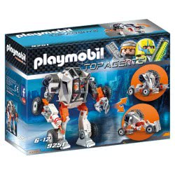 Playmobil Agent T.E.C.S' Robot 9251 4008789092519