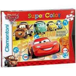 Clementoni ΠΑΖΛ 250 S.C Disney-Cars 2 H ομάδα 1210-29633 8005125296330