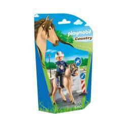 Playmobil Έφιππος αστυνομικός 9260 4008789092601