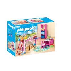 Playmobil Μοντέρνο Παιδικό Δωμάτιο 9270 4008789092700