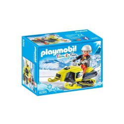 Playmobil Snowmobile 9285 4008789092854