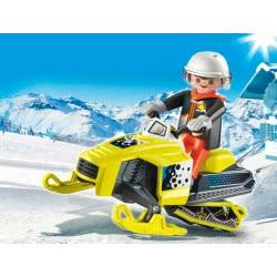 Playmobil Snowmobile 9285 4008789092854