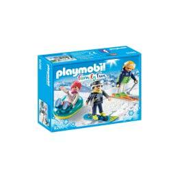 Playmobil Παρέα Χιονοδρόμων 9286 4008789092861