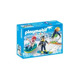 Playmobil Winter Sports Trio 9286 4008789092861