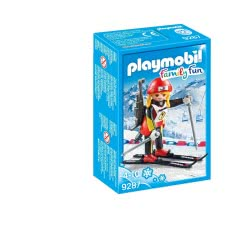 Playmobil Female Biathlete 9287 4008789092878