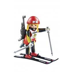 Playmobil Αθλήτρια Διάθλου 9287 4008789092878