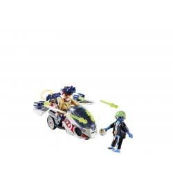 Playmobil Stantz With Skybike 9388 4008789093882