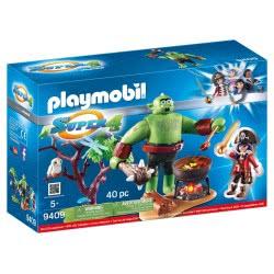 Playmobil Η Ρούμπι Με Τον Πράσινο Γίγαντα 9409 4008789094094