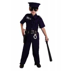 CLOWN Kids custome Policeman number 12 64912 5203359649127