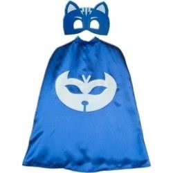 CLOWN Αποκριάτικη παιδική στολή Πιτζαμοήρωας Μπλε One size 95511 5203359955112
