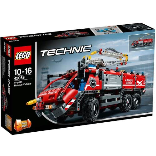 Lego Technic Airport Rescue Vehicle 42068 Toys Shopgr
