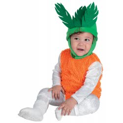 CLOWN Custome Carrot (bebe) number 12 75112 5203359751127
