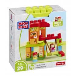 MEGA BLOKS Fisher-Price Treehouse DKX85 / DXH37 887961397031