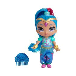 Fisher-Price Fisher Price Shimmer & Shine: Rainbow Shine Κούκλα DLH55 / FHN26 887961526042
