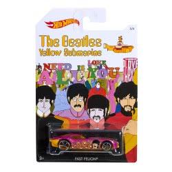 Mattel Hot Wheels Beatles Vehicles - 5 Designs DML69 887961281941