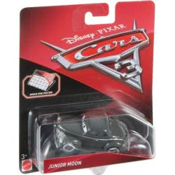 Mattel Disney/Pixar Cars 3 Junior Moon die-cast DXV29 / DXV77 887961403503