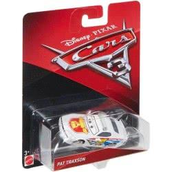 Mattel Disney/Pixar Cars 3 Pat Traxson die-cast DXV29 / DXV80 887961403107