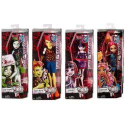 Mattel Monster High Πικ Νικ - 4 Σχέδια CHW69 / ASST 887961090048